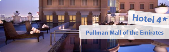 Pullman Mall of the Emirates